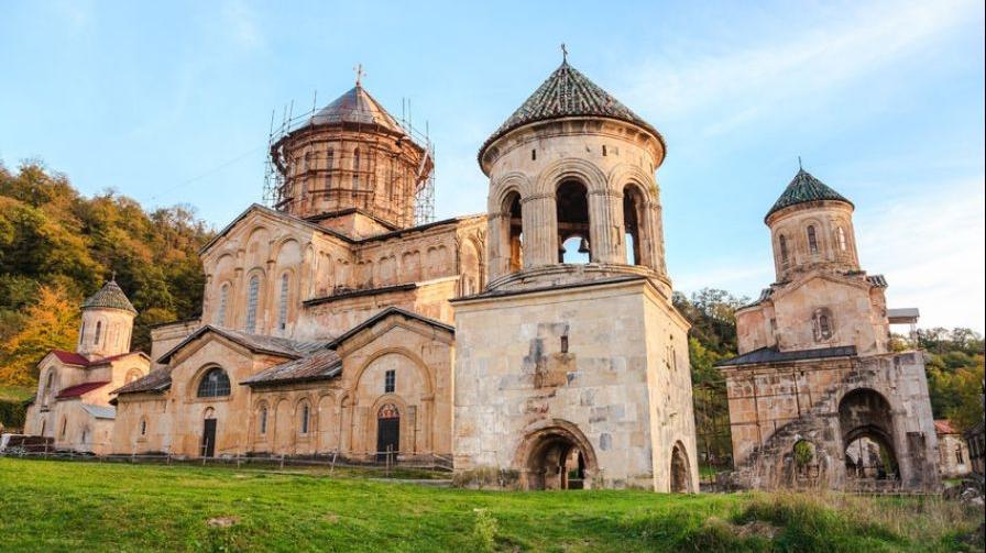 Gelati-Monastery-Georgia