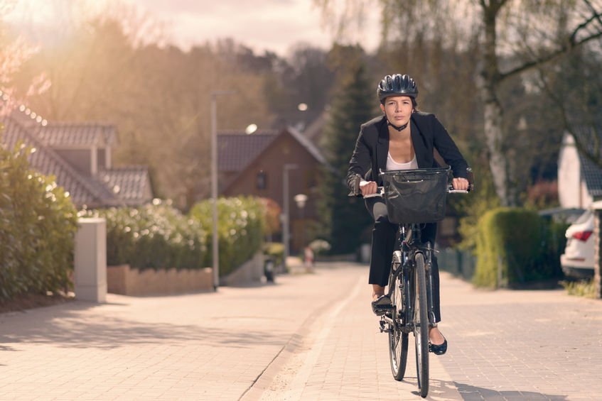 Cycling-to-work