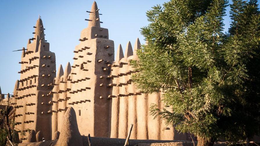 Djenne-Grand-Mosque