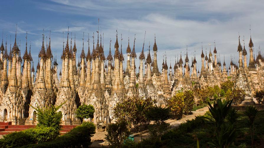 Kakku-Pagoda-Complex-Myanmar
