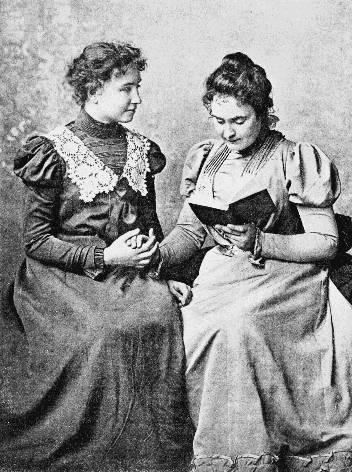 Helen and Ann