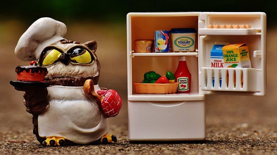 Is your fridge stocked?