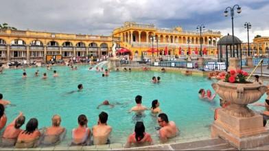 Thermal-baths-Budapest-Hungary