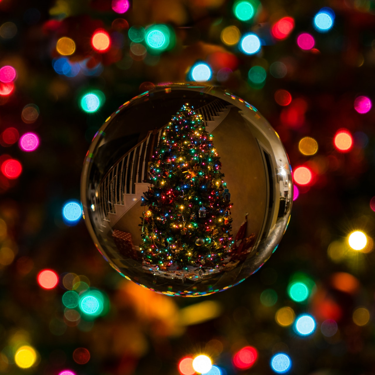 Christmas Carols, Decorations And Food Fines In The US