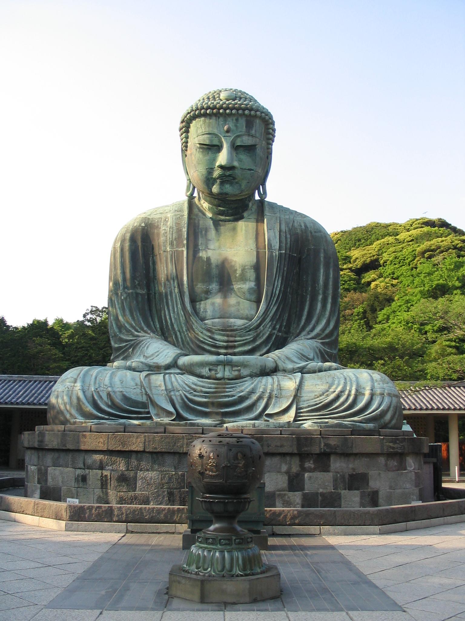 Great Buddha Statue, Japan