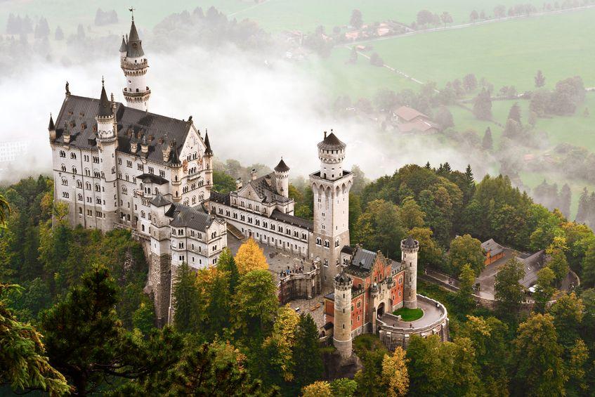 Neuschwanstein-Castle