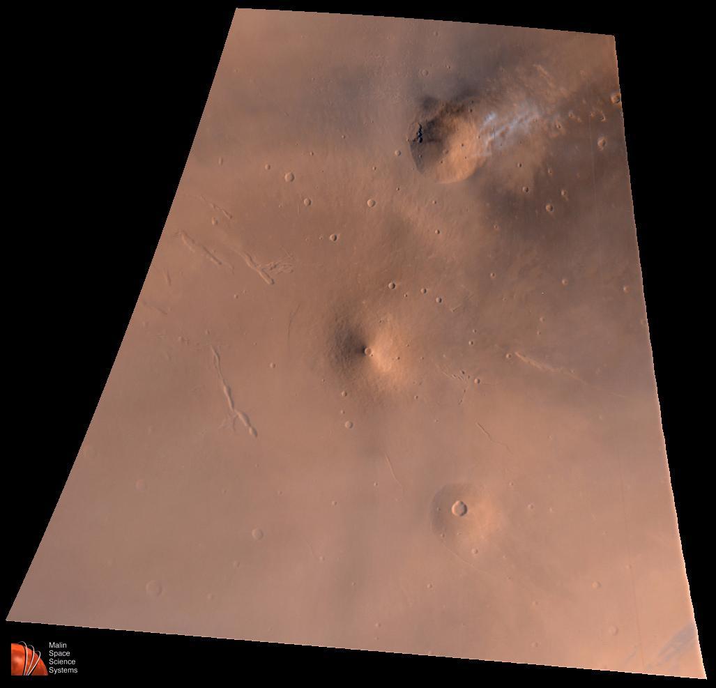 Elysium Mons