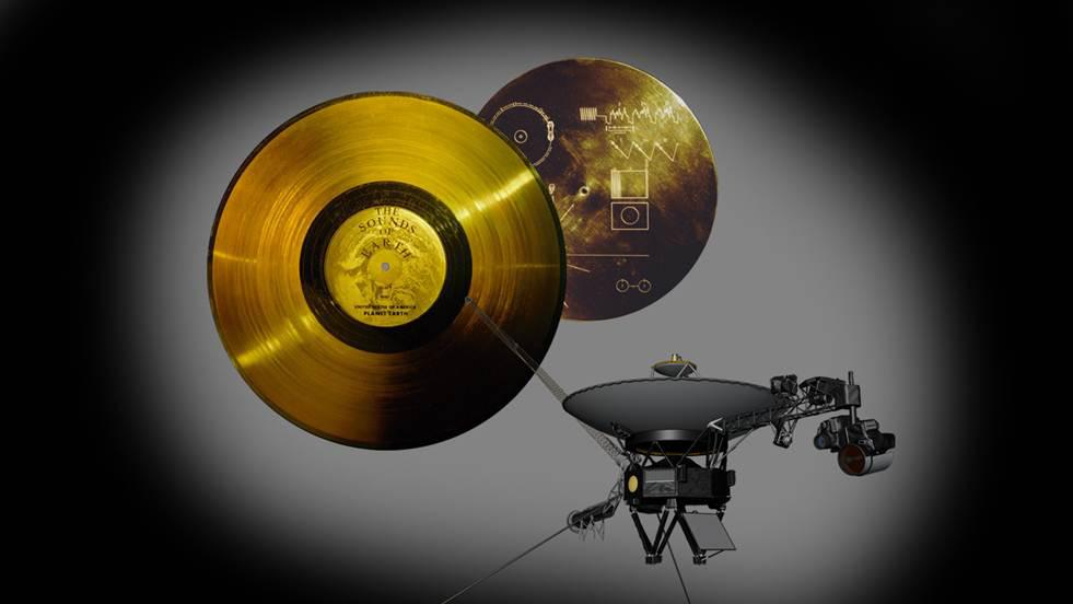 Voyager Special Cargo: The Golden Record
