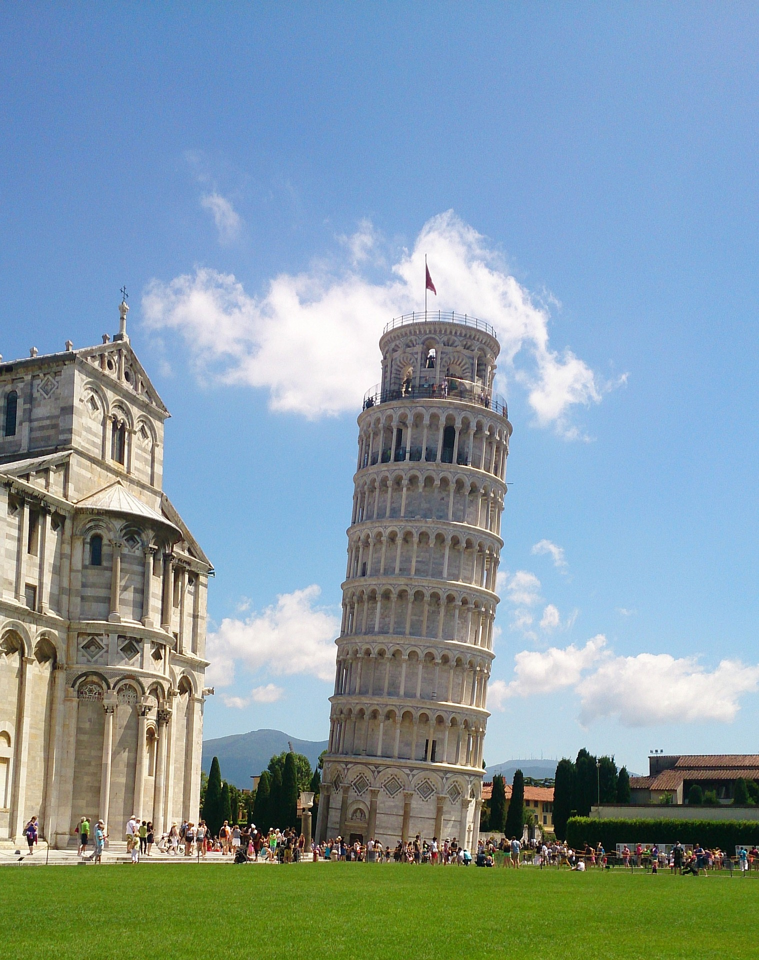 Leaning Tower of Pisa, Italy 2