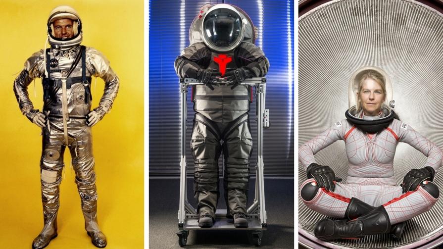 NASA's spacesuits