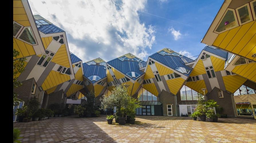 Cube-Houses-Rotterdam-Netherlands