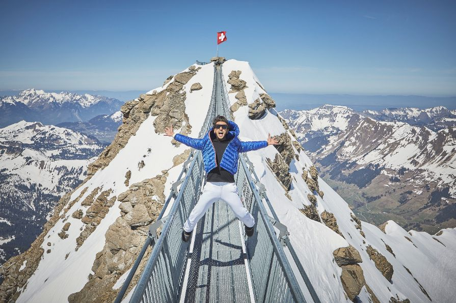 Ranveer Singh feels On Top Of The World