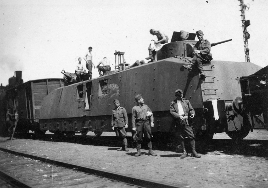 Railways-Wars
