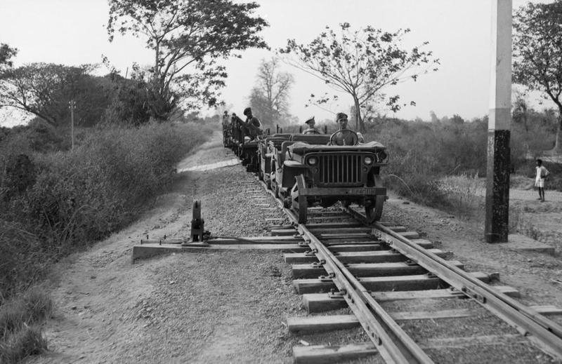 Burma-railways