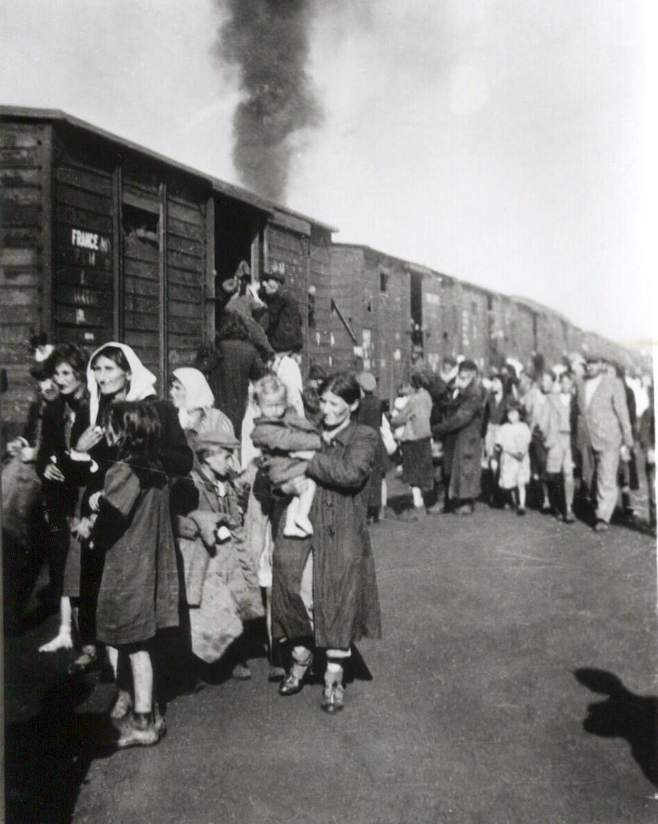 Holocaust-railways