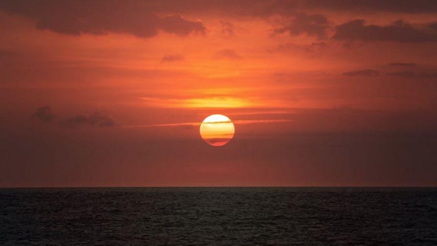 sunset-horizon