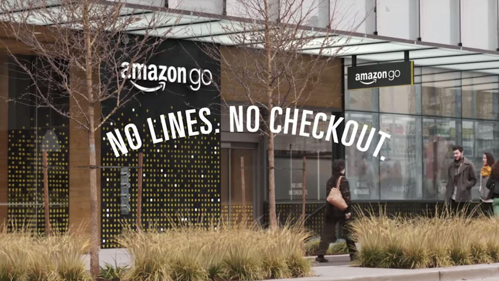 Amazon Go 4