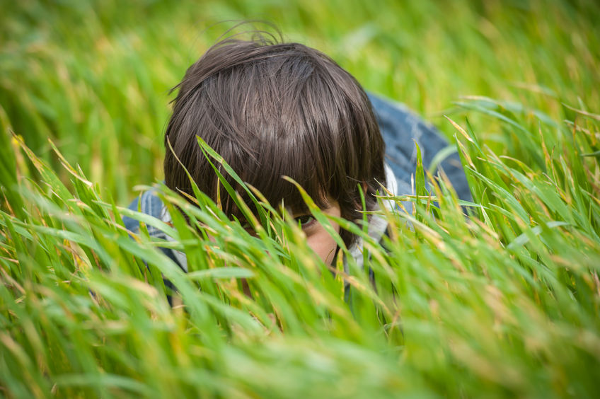 child-hiding
