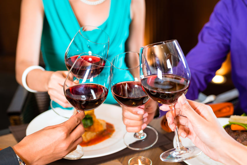 women-and-red-wine