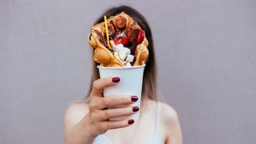 the-puffle-cone-is-new-Instagram-sensation