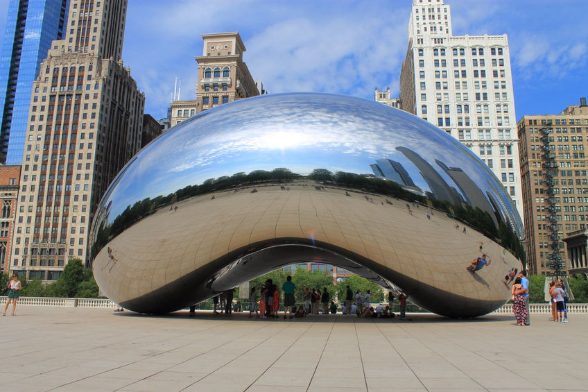 Cloud-Gate-Chicago-USA