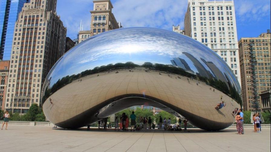 Cloud-Gate-Chicago-USA