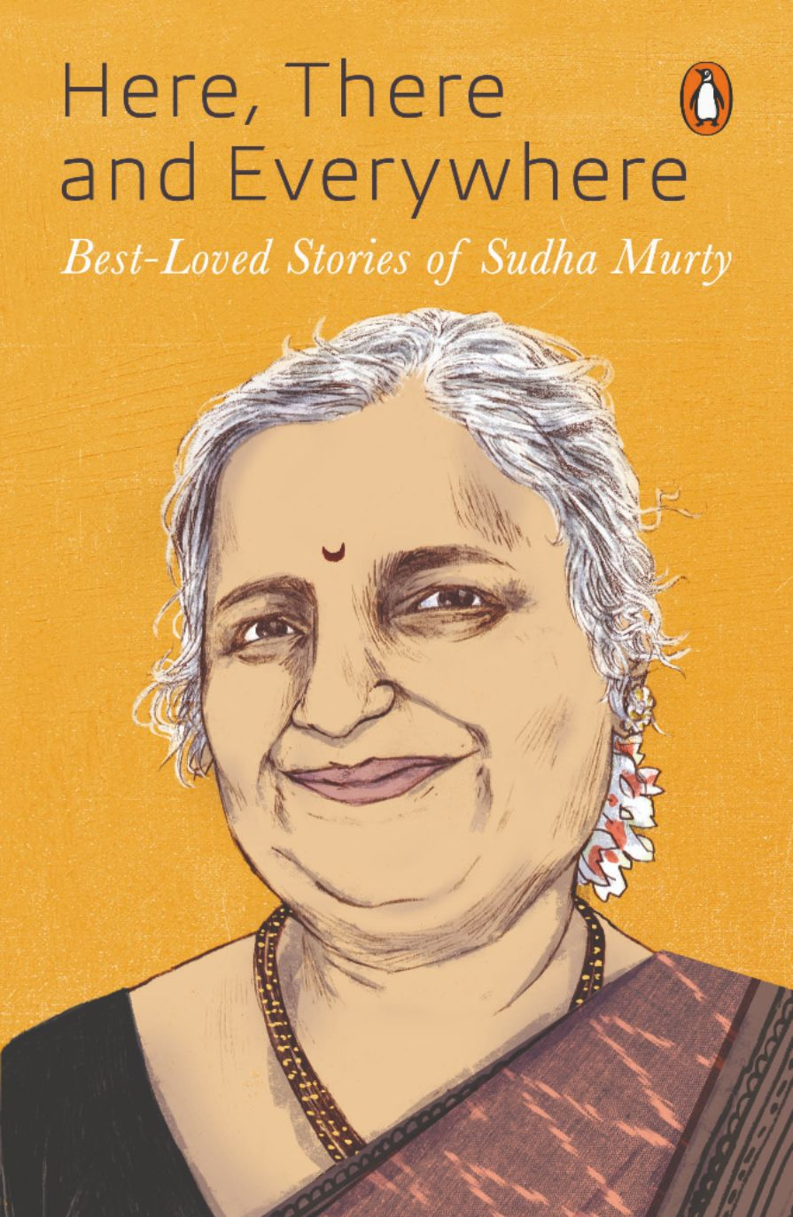 Sudha-Murty-Here-There-And-Everywhere