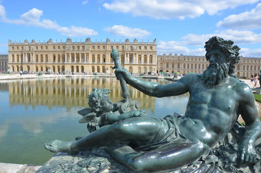Versailles-France