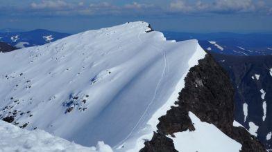 sweden_new_tallest_peak_is_the_northern_peak_of_Kebnekaise