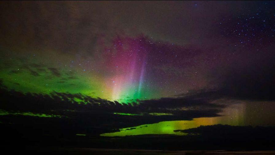 r 2 Stewart Island, Rakiura International Dark Sky Sanctuary- Aurora Australis. (2) PC- Rebecca Wilson Jennings