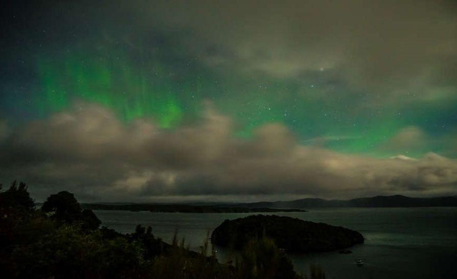 r Stewart Island, Rakiura International Dark Sky Sanctuary-Aurora Australis. (1) PC- Rebecca Wilson Jennings