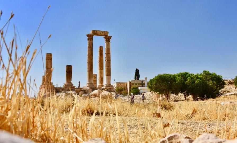 Temple_of_Hercules_Amman_Jordan_Edneil_Jocusol/Pexels